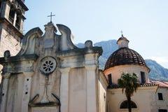 A fachada da igreja de St Matthew Foto de Stock