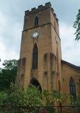 Fachada da igreja de St Paul em Kandy, Imagens de Stock Royalty Free