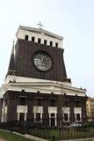 Fachada da igreja do coração sagrado Foto de Stock Royalty Free