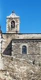 Fachada da igreja românico Imagem de Stock