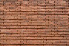 Fachada da parede de tijolo Imagens de Stock Royalty Free