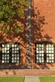 Fachada de centro de los artes en el parque del fundidora Fotografía de archivo