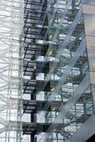 Fachada de cristal. Imagenes de archivo