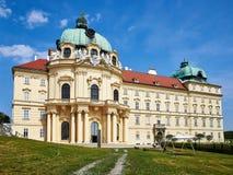 Fachada de Klosterneuburg, Viena fotos de archivo