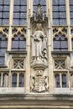 Fachada de la abadía, baño Fotografía de archivo libre de regalías