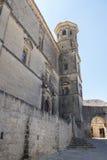 Fachada de la capilla de San Juan Evangelista University, universidad vieja, B fotografía de archivo libre de regalías