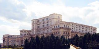 Fachada de la casa del parlamento fotografía de archivo