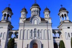 Fachada de la catedral Imagen de archivo libre de regalías