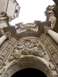 Fachada de la Catedral Imagenes de archivo