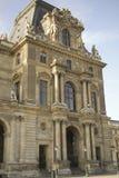 Fachada de la lumbrera en París foto de archivo libre de regalías