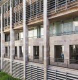 Fachada de la oficina del tribunal de apelación de Aix en Provence Imágenes de archivo libres de regalías