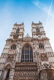 Fachada de la tubería de la abadía de Londres, Westminster Imagen de archivo libre de regalías