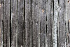 Fachada de madeira velha fotos de stock