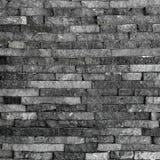 Fachada de pedra imagens de stock