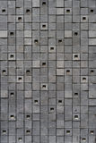 Fachada de pedra do revestimento Foto de Stock