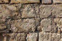 Fachada de piedra natural, textura de piedra imágenes de archivo libres de regalías