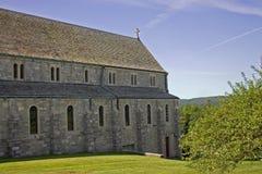 Fachada de piedra - Nueva Inglaterra Foto de archivo libre de regalías