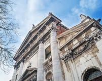 Fachada de San Vidal Foto de archivo