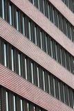 Fachada de un edificio moderno Imagenes de archivo