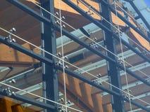Fachada de vidro Imagem de Stock Royalty Free