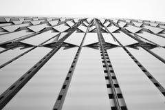 Fachada de WTC Imágenes de archivo libres de regalías