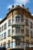 Fachada de Zagreb imágenes de archivo libres de regalías