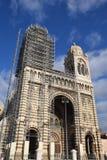 Fachada del comandante Marsella del La de la catedral Fotos de archivo