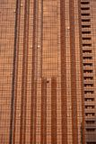 Fachada del detalle del hotel de la puerta del palacio, Abu Dhabi imágenes de archivo libres de regalías
