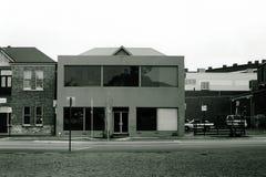 Fachada del edificio Imagen de archivo libre de regalías