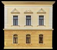 Fachada del edificio Imagen de archivo