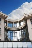 Fachada del edificio Imagenes de archivo