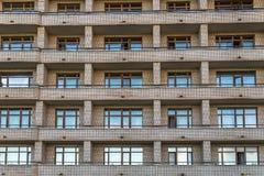 Fachada del edificio Fotos de archivo
