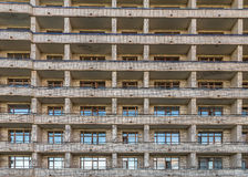 Fachada del edificio Foto de archivo