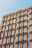 Fachada del edificio del asunto imagen de archivo libre de regalías