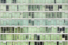 Fachada del edificio del congreso nacional en Brasilia, capital del Brasil Foto de archivo