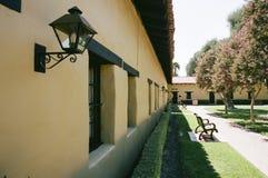 Fachada del edificio del estuco Fotografía de archivo libre de regalías
