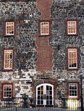 Fachada del edificio histórico Fotografía de archivo