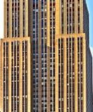 Fachada del Empire State Building Fotografía de archivo libre de regalías