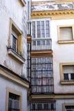 Fachada del estilo Imagen de archivo