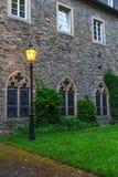 Fachada del monasterio Beyenburg Foto de archivo