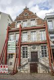 Fachada del museo de la ciudad de Eupen en Bélgica imagen de archivo libre de regalías