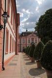 Fachada del palacio de Biebrich Foto de archivo