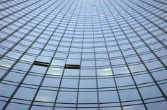 Fachada del rascacielos Imágenes de archivo libres de regalías