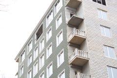 Fachada del ` s del edificio Imagen de archivo libre de regalías