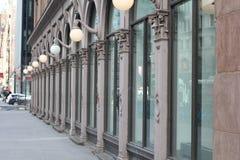 Fachada do edifício Imagem de Stock