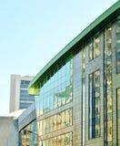 Fachada do edifício alta tecnologia do estilo Foto de Stock