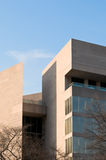 Fachada do edifício moderno Imagens de Stock