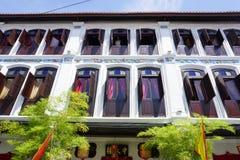 Fachada do holtel luxuoso em Cameron Highlands, Malásia fotos de stock royalty free