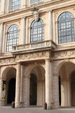Fachada do palácio de Barberini em Roma Foto de Stock