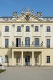Fachada do palácio de Branicki, Bialystok, Polônia fotografia de stock